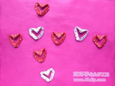爱心折纸手工折纸大全图解心形折纸心形折纸大全
