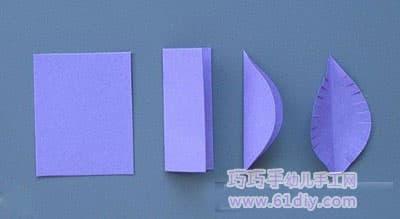 母亲节卡片制作图解(衍纸卷花)