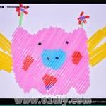 有关小猪的手工制作 - bbfish - 宝宝乐园 幼儿手工 育儿