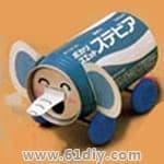 易拉罐手工 - bbfish - 宝宝乐园 幼儿手工 育儿