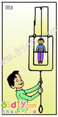 幼儿园灯笼边框