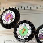 万圣节亲子手工制作教程 - bbfish - 宝宝乐园 幼儿手工 育儿