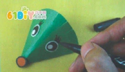 园手工制作鼻子步骤