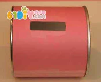 奶粉罐手工制作_幼儿园奶粉罐手工