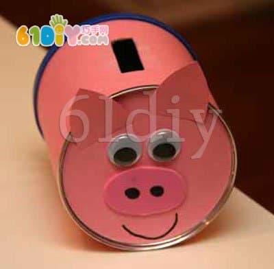 4款小猪创意手工制作