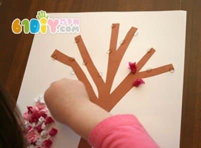 儿童海绵纸手工贴画幼儿手工纸贴画大全小学生手