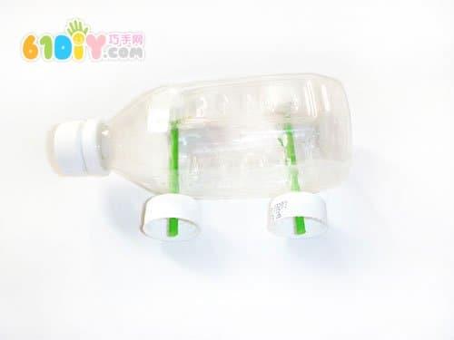 塑料瓶制作小汽车