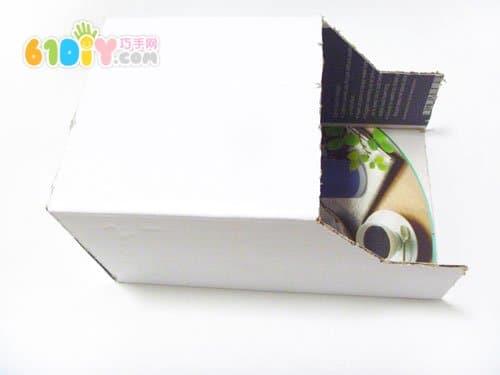 怎样制作纸盒小汽车