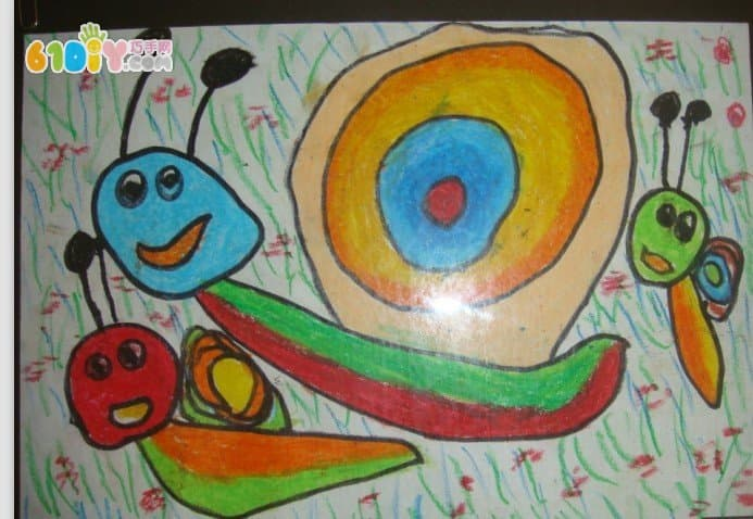 幼儿学画画必备;