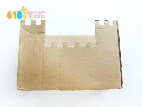 废纸盒手工制作城堡内容废纸盒手工制作城堡版面