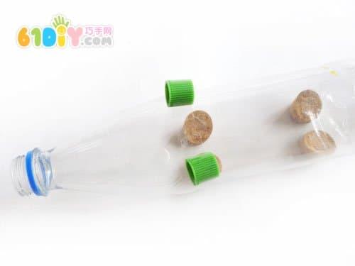 塑料桶手工制作各种收纳