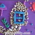 各种各样的房子手工制作(幼儿手工) - bbfish - 宝宝乐园 幼儿手工 育儿