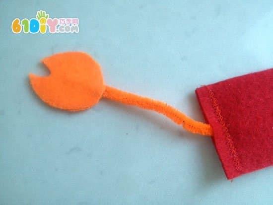 手工制作螃蟹头套