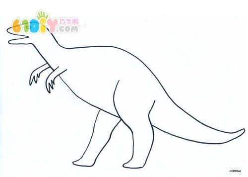 恐龙模板2下载