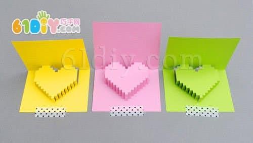 儿童手工制作信封简单