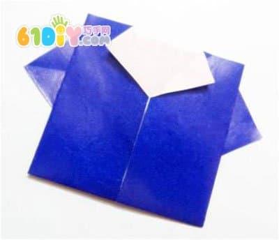 衣服折纸教程_服装折纸_巧巧手幼儿手工网