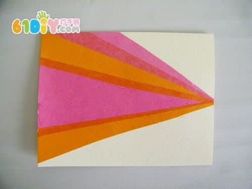 教师节手工制作灯笼纸卡片