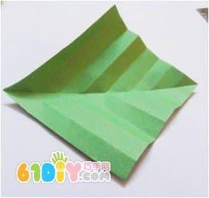 树叶折纸_树木折纸_巧巧手幼儿手工网