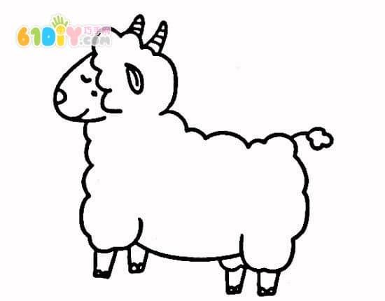 首页 快乐涂鸦 动物简笔画