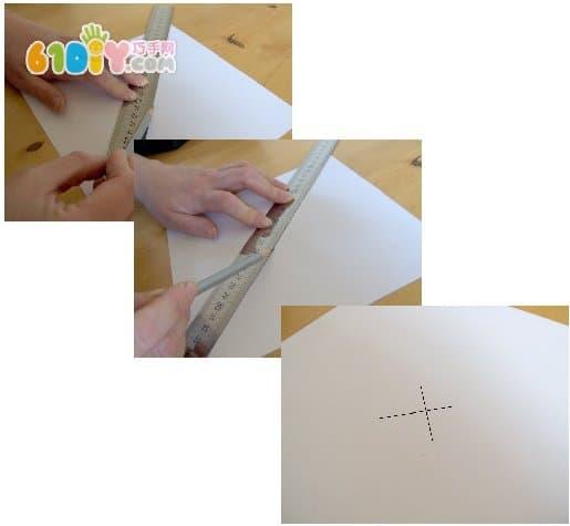 简单的礼物盒折纸步骤图片
