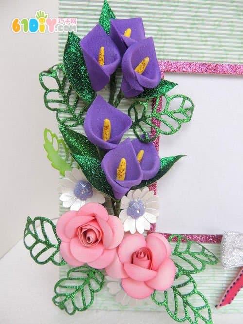 Fun Foam Flower Crafts