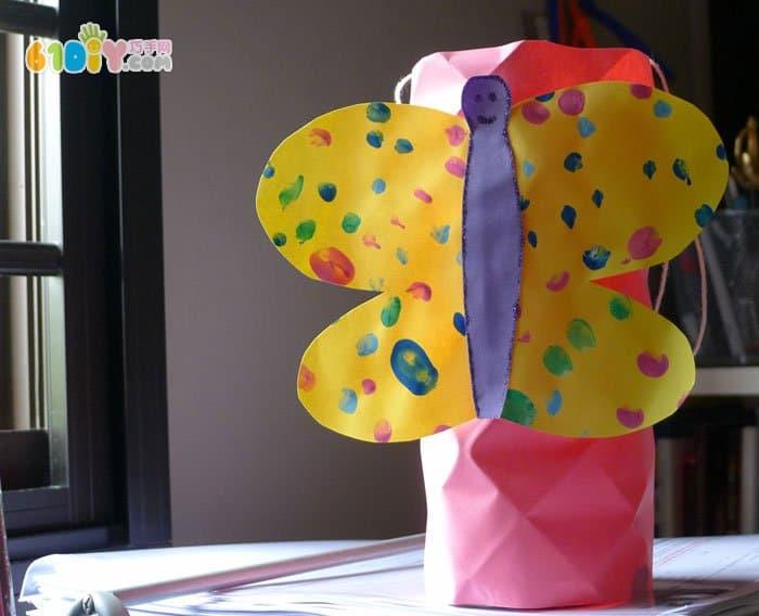 中秋节的折纸-童手工 简单的中秋节折纸灯笼图片