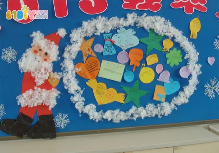 幼儿园新年来了主题墙图片_新年春节_巧巧手幼儿手工网-幼儿园欢喜