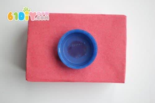 怎样制作一个玩具照相机_纸盒手工_巧巧手幼儿手工网