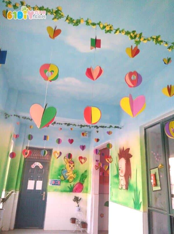 幼儿园吊饰图片