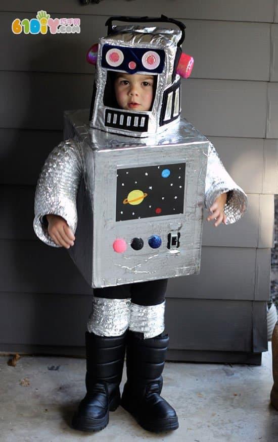 纸箱做儿童衣服步骤