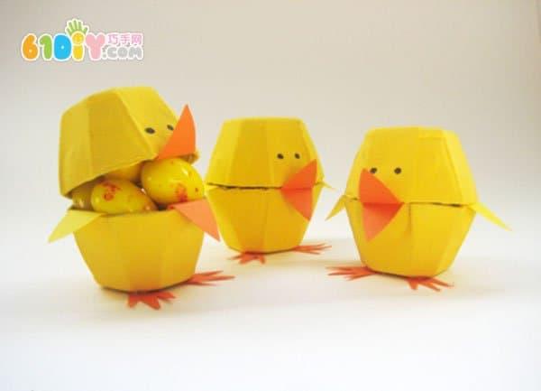 鸡 蛋盒手工制作动物鼻子,图片尺寸:680×538,来自网页:http://www.