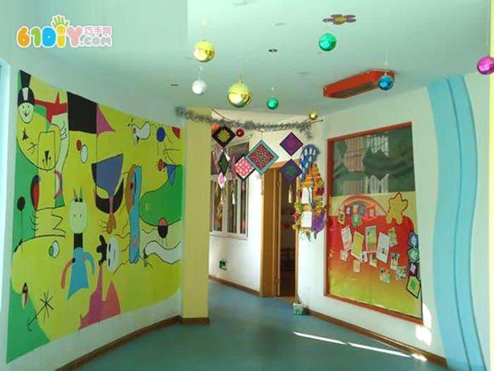 首页 幼儿园环境布置 区域 走廊  幼儿园走廊设计 ------分隔线