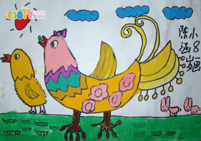 儿童手工国庆节贺卡大全 2016国庆节贺卡手工制作图