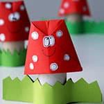 儿童m88明升 立体小蘑菇
